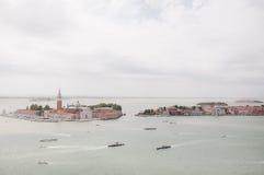 A cidade da água, Veneza Foto de Stock Royalty Free
