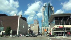 A cidade da cidade da esquina da rua de Cincinnati de Cincinnati filme