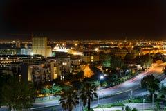 Cidade da cidade do cabo imagens de stock royalty free