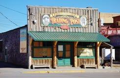 A cidade da febre do ouro de Custer no Black Hills de South Dakota imagem de stock royalty free