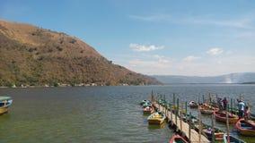 A Cidade da Guatemala Imagem de Stock
