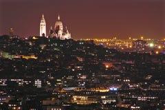 Cidade da luz Imagem de Stock