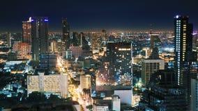 Cidade da noite Imagem de Stock Royalty Free