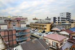 Cidade da paisagem Imagem de Stock