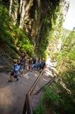 Cidade da rocha de Adrspach Teplice Foto de Stock Royalty Free