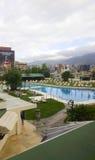 A cidade da Venezuela de Caracas imagens de stock royalty free