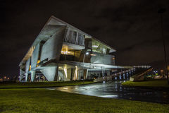 The Cidade das Artes (City of Arts) - Rio de Janeiro Royalty Free Stock Images