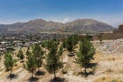 Cidade de Afeganistão Kabul Imagens de Stock