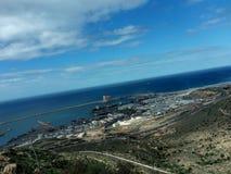 Cidade de Agadir Foto de Stock