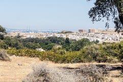 Cidade de Algeciras Fotografia de Stock Royalty Free