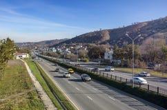 Cidade de Almaty Fotos de Stock Royalty Free