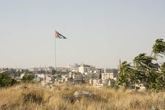 Cidade de Amman Imagem de Stock