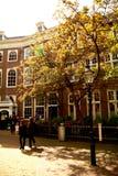 Cidade de Amsterdão Imagens de Stock Royalty Free