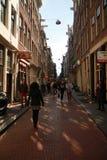 Cidade de Amsterdão Fotos de Stock