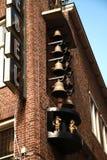 Cidade de Amsterdão Fotos de Stock Royalty Free