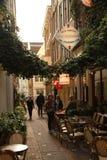 Cidade de Amsterdão Foto de Stock Royalty Free