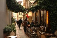 Cidade de Amsterdão Imagem de Stock