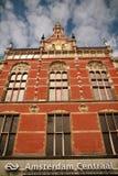 Cidade de Amsterdão Fotografia de Stock Royalty Free