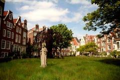 Cidade de Amsterdão Foto de Stock