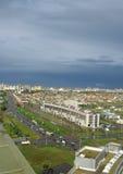 Cidade de Astana. fotografia de stock royalty free