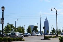 Cidade de Atlanta Imagem de Stock Royalty Free