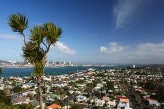 Cidade de Auckland Fotografia de Stock Royalty Free