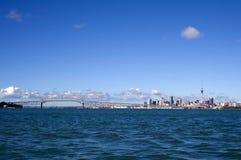 Cidade de Auckland, Nova Zelândia em Dia 2 fotos de stock royalty free