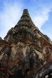 Cidade de Ayutthaya, cidade de Tailândia Imagem de Stock Royalty Free