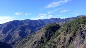 Cidade de Baguio Fotografia de Stock Royalty Free