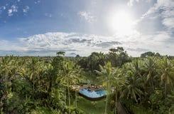 Cidade de Bali dos deuses Imagem de Stock