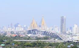 Cidade de Banguecoque foto de stock