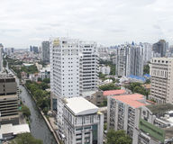 Cidade de Banguecoque Fotos de Stock