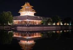 Cidade de Beijing_forbidden Imagens de Stock Royalty Free