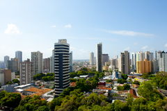 A cidade de Belém faz Para Fotos de Stock Royalty Free