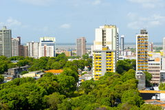A cidade de Belém faz Para Fotografia de Stock