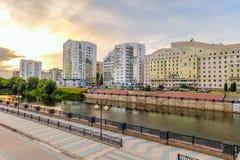 Cidade de Belgorod, Rússia Imagem de Stock Royalty Free