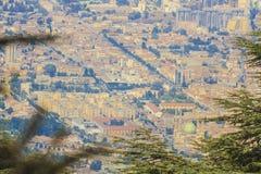 Cidade de Blida Imagens de Stock Royalty Free