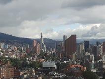 Cidade de Bogotá Imagens de Stock