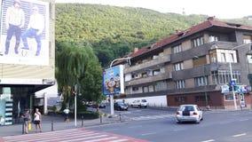 Cidade de Brasov Imagens de Stock Royalty Free