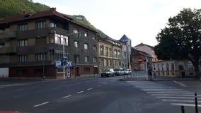 Cidade de Brasov Imagens de Stock