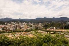 Cidade de Brusque - Santa Catarina, Brasil Royalty Free Stock Image