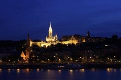 Cidade de Budapest Fotos de Stock Royalty Free
