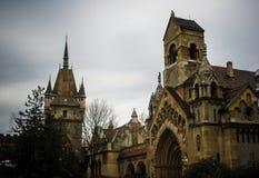 Cidade de Budapest na Hungria Fotos de Stock Royalty Free