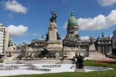 Cidade de Buenos Aires Imagem de Stock
