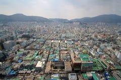 Cidade de Busan Imagem de Stock