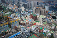 Cidade de Busan Fotografia de Stock
