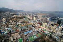 Cidade de Busan Imagens de Stock