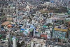 Cidade de Busan Fotografia de Stock Royalty Free