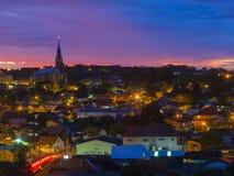 Cidade de Canela Foto de Stock Royalty Free