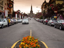 Cidade de Canela Imagens de Stock Royalty Free